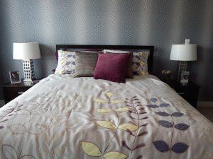stylowa posciel bawelniana 300x225 Pomysł na stylową sypialnię, czyli pościel w roli głównej