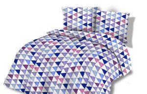 flanelowa posciel we wzory geometryczne 300x193 Pościel flanelowa   najlepszy wybór na chłodne noce